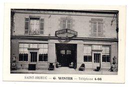 St Brieuc G Winter  Antiquites - Saint-Brieuc