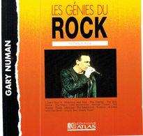 CD N°5850 - GARY NUMAN - TECHNO-POP - COMPILATION 14 TITRES - Nueva Era (New Age)