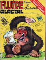 "Fluide Glacial Umour & Bandessinées N° 97 Juillet 1984, Après Saura, Brook, Godard, Rosi Le "" Carmen "" De Léandri - Fluide Glacial"
