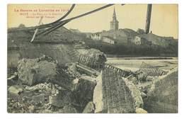 CPA 54 MONT LE PONT SUR LA MEURTHE - Mont Saint Martin