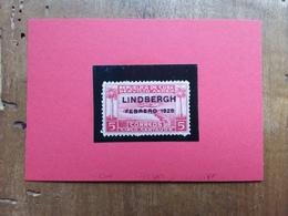 CUBA 1928 - Posta Aerea - Volo Lindbergh - N. 2 Nuovo ** + Spese Postali - Airmail