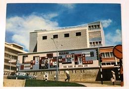AK  UGANDA    BANK OF INDIA BUILDING KAMPALA - Oeganda