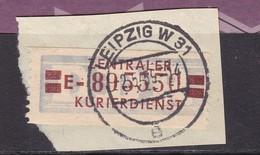 ZKD Wertstreifen Dienstmarken-B Michel Nr. 21 E - Servizio