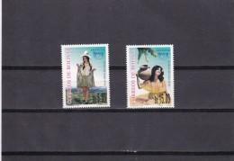 Bolivia Nº 965 Al 966 - Bolivia