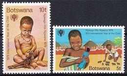 BOTSWANA 1979 Mi-Nr. 237/38 ** MNH - JAHR DES KINDES - YEAR OF THE CHILD - Botswana (1966-...)