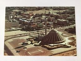 AK  KUWAIT  MODERN MOSQUE IN THE ABDALLAH SALEM DISTRICT - Kuwait