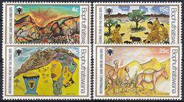 BOPHUTHATSWANA 1979 Mi-Nr. 43/46 ** MNH - JAHR DES KINDES - YEAR OF THE CHILD - Bophuthatswana