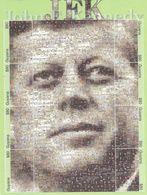 Guyana - JOHN F. KENNEDY 2001 MNH - Guyane (1966-...)
