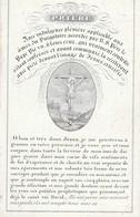 Baron Vanderlinden D ̓ Hooghvorst-chateau De Meysse 1815--chateau De Warfusée 1847 - Andachtsbilder