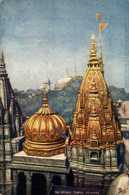 The Golden Temple, Benares. INDIA // INDE. - India