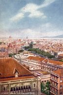 General View From Clock Tower, Bombay. INDIA // INDE. - India