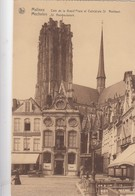 MECHELEN / GROTE MARKT EN ST ROMBOUTS - Mechelen