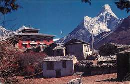 ASIE  NEPAL Monastere - Nepal