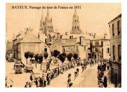 Bayeux Passage Du Tour De France En 1931 Place Aux Bois - Bayeux