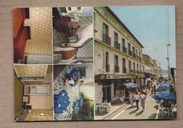 CPSM 30 - LE GRAU-DU-ROI - HOTEL BELLEVUE Et D'ANGLETERRE - TB CP Multivue Dont Devanture , Chambres Salon , Etc... - Le Grau-du-Roi