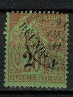 REUNION          N°  YVERT     31     OBLITERE       ( Ob   5/60 ) - Isola Di Rèunion (1852-1975)