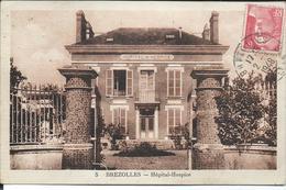 Brezolles-Hôpital-Hospice. - France