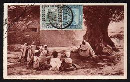TRIPOLI (Libye) Occupation Italienne: RARE Lot De 5 Cartes Obl. En 1927/1931 Dont Une Recommandée. - Libye