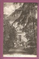 Cpa Valleroy Aux Saules - Maison Bourgeoise, Chateau - Photo Lorange - France