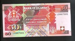 UGANDA - BANK Of UGANDA - 50 SHILLINGS - Uganda