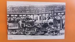 Les Locomotives Françaises - Type Outance 1874 - Trains