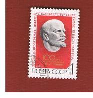 URSS - SG 3798  - 1970 PHILATELIC EXHIBITION: LENIN CENTENARY   -  USED°  - RIF. CP - 1923-1991 USSR