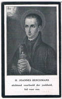 Dp. Van Hooydonck Emile. ° Loenhout 1898 † Ste. Maria-Godshuis Te Brecht 1917  (2 Scan's) - Godsdienst & Esoterisme