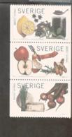 CEPT Gastronomie Schweden 2463 - 2465 MNH ** Postfrisch Neuf - Europa-CEPT