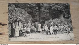 VERSAILLES : Restaurant Sans Souci, L'entrée Du Bois  …... … NW-4299 - Versailles