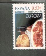 CEPT Gastronomie Spanien 4041 MNH ** Postfrisch Neuf - Europa-CEPT