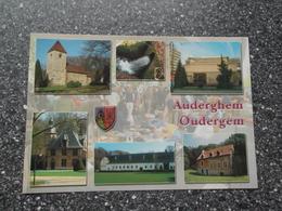 OUDERGEM-AUDERGEM: Groeten - Bonjour - Auderghem - Oudergem