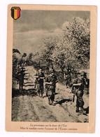 Légion Wallonie  - Carte Postale De Propagande Ayant Circulé. RRRR - Historische Documenten