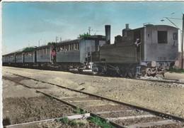 PALAVAS  Les  FLOTS  Le Petit Train - Palavas Les Flots