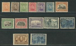 BELGIQUE N° 135 à 149 *  Sauf 140 Manquqnat & 148 Obl. - 1915-1920 Albert I