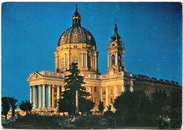 TORINO - Superga M. 670 - Basilica - Churches