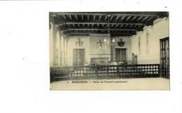 1.- Mouscron.- Salle Du Conseil Communal. - Mouscron - Moeskroen