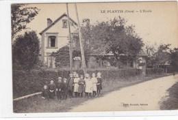 Orne - Le Plantis - L'école - Otros Municipios