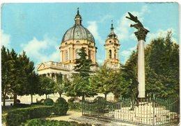 TORINO - La Basilica Di Superga M. 672 - Chiese
