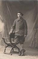 Chasseur Du 24eme Bataillon De Chasseur Alpin En 1918 497M - Personnages