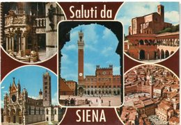 Saluti Da SIENA - Vedute - Siena