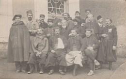 Poitiers En 1914 Zouaves Chasseurs Alpins 499M - War 1914-18