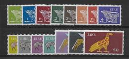 Irlande N°252/266 - Neuf ** Sans Charnière - TB - Unused Stamps