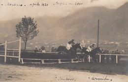 Trentino - Bolzano - Merano - Corse Dei Cavalli Aprile 1920 -- Fotografica --Molto Bella - Merano
