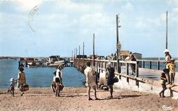 ¤¤  -  LA BARRE-de-MONT  -  FROMENTINE  -  L'Embarcadère Pour L'Ile-d'Yeu   -  ¤¤ - Frankreich