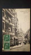 Aschaffenbourg Herstallstrabe / Cachet 1913 Et Timbre - Aschaffenburg