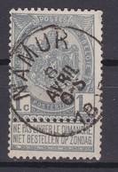 N° 53 NAMUR - 1893-1907 Coat Of Arms
