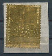 RC 14903 MALI TIMBRE EN OR - GOLD STAMP APOLLO 8 ESPACE SPACE DANS SA POCHETTE D'ORIGINE NEUF ** MNH TB - Mali (1959-...)