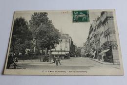 Caen - Rue De Strasbourg - 1905 - Caen