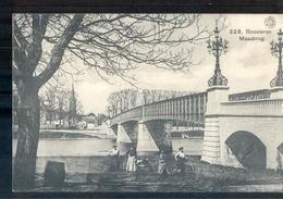 Roosteren - Maasbrug - 1913 - Roosteren Langebalk - Autres