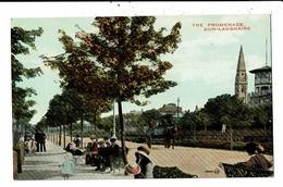 CPA-Carte Postale-Irlande-Dun Laoghaire -The Promenade VM10161 - Ireland